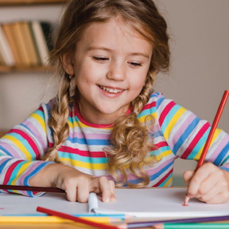 обучение ребенка левши
