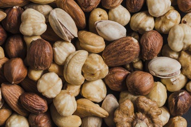 орехи для мозга ребенка