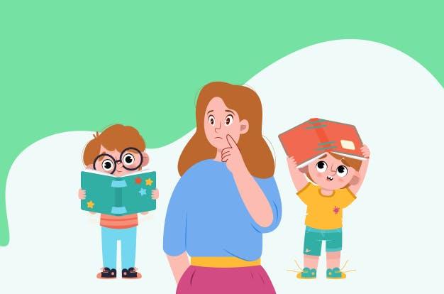 разные дети в одной семье