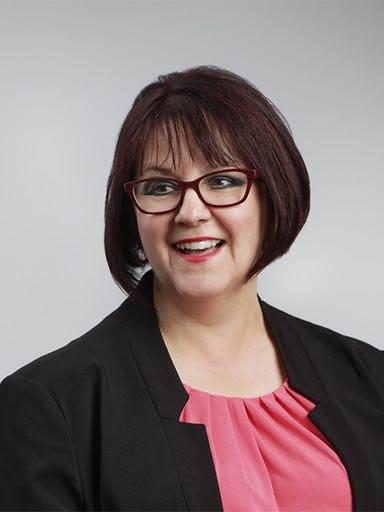 Headshot of Sheryl Wilcox