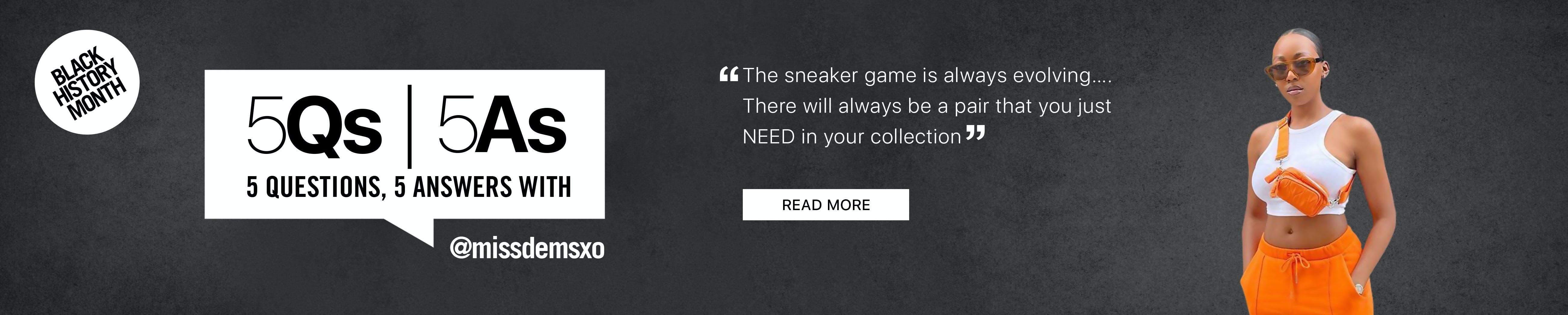 KLEKT Black History Month Sneakers Hype