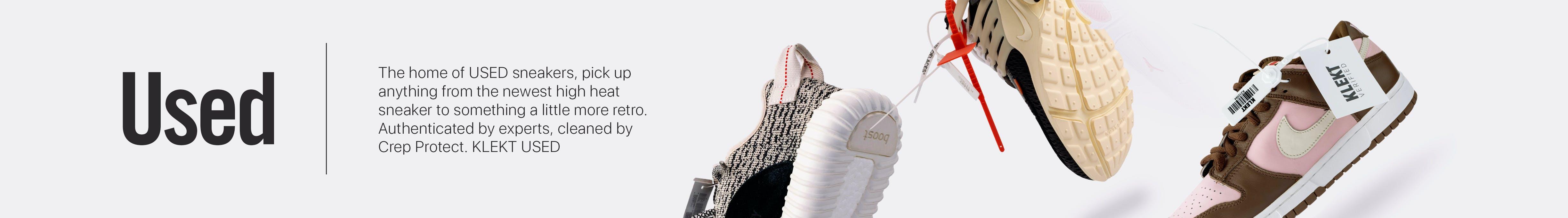 Air Jordan and Nike Deadstock Shoes