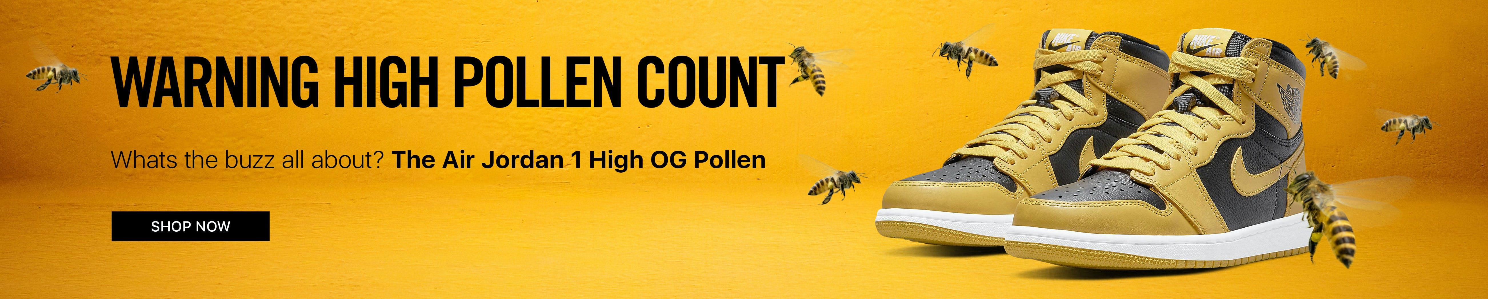 Air Jordan 1 High OG Pollen (2021) KLEKT Sneakers Hype