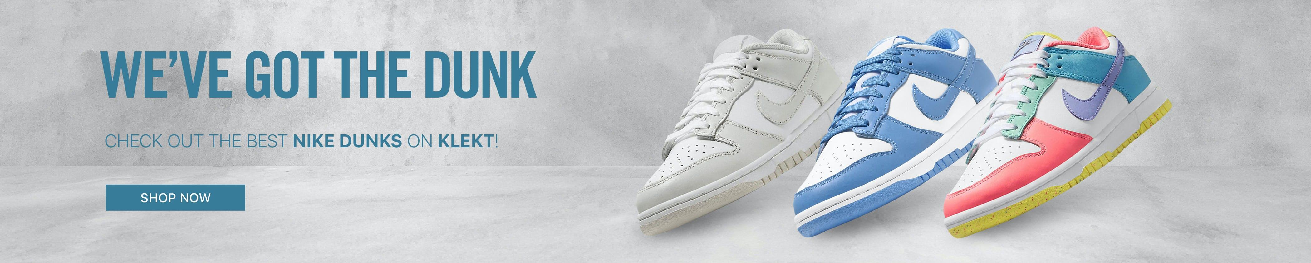 Nike Dunk KLEKT Sneakers