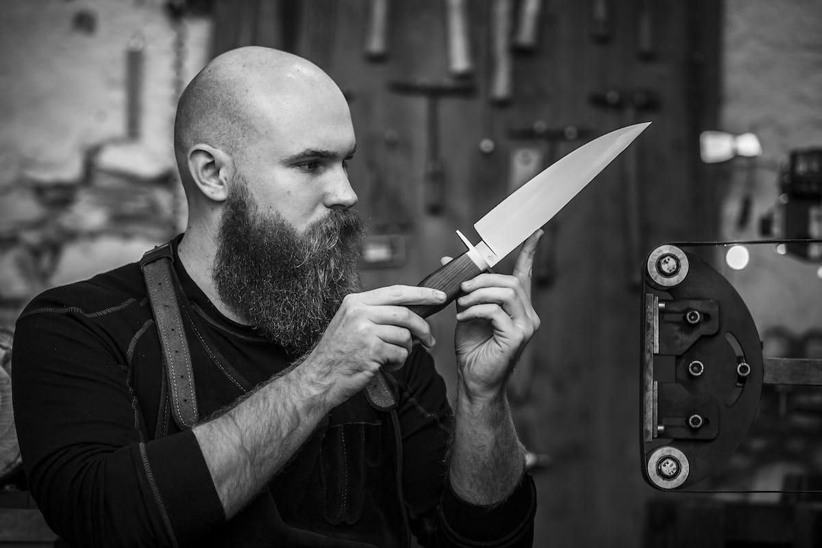 Bachschmied Messer– Florian Grosinger