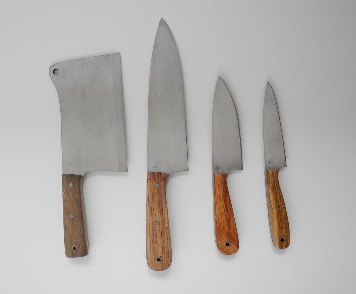 Sun Eye Knives - Küchenmesser Set