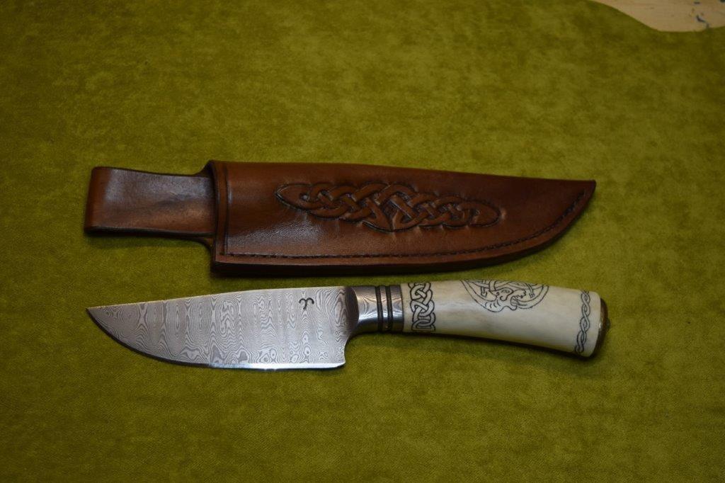 Messerschmiede Mayr - Jagdmesser 5