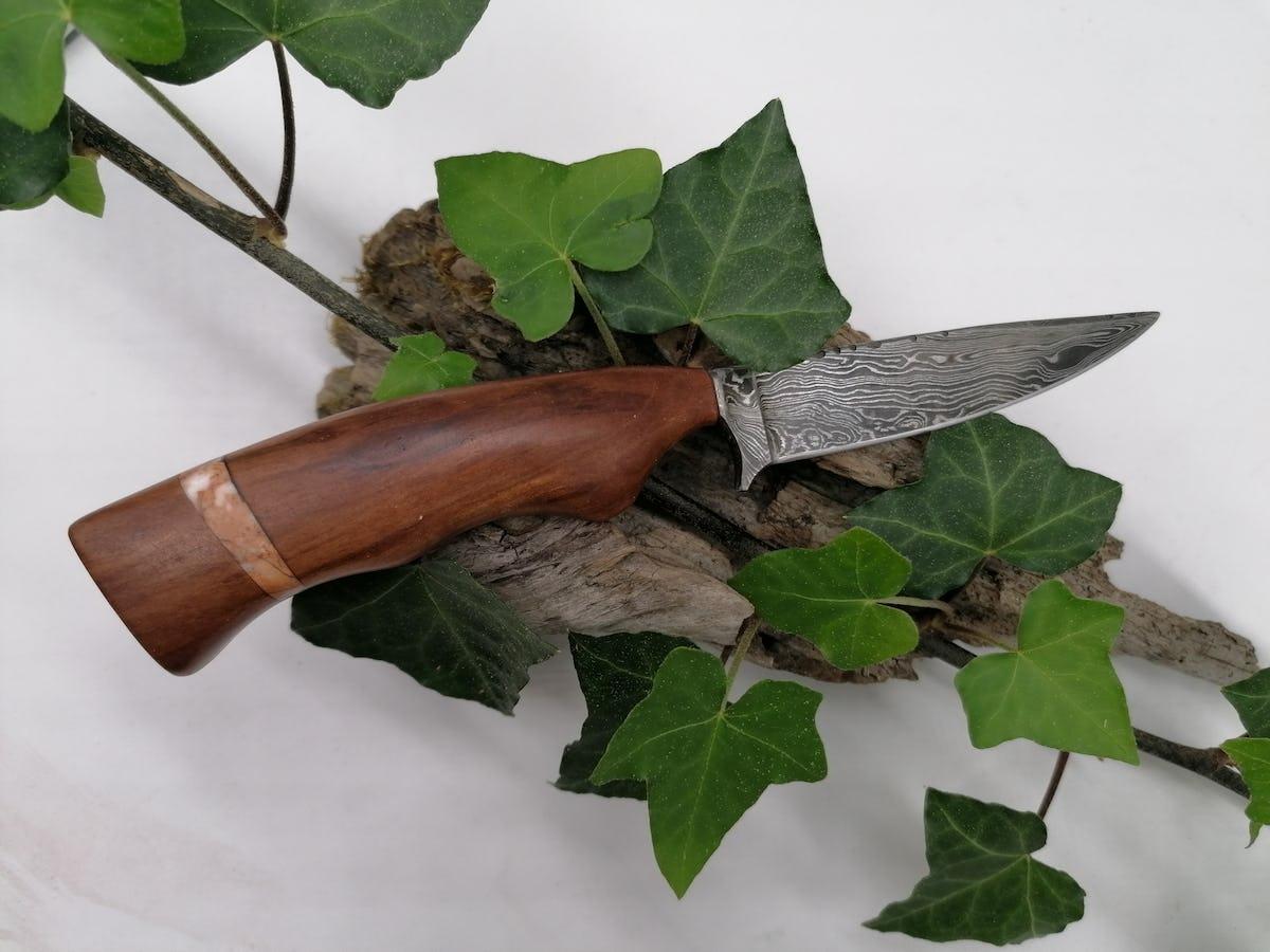 Widderkopf Messer - S`Alpbachtaler für die Lederhose