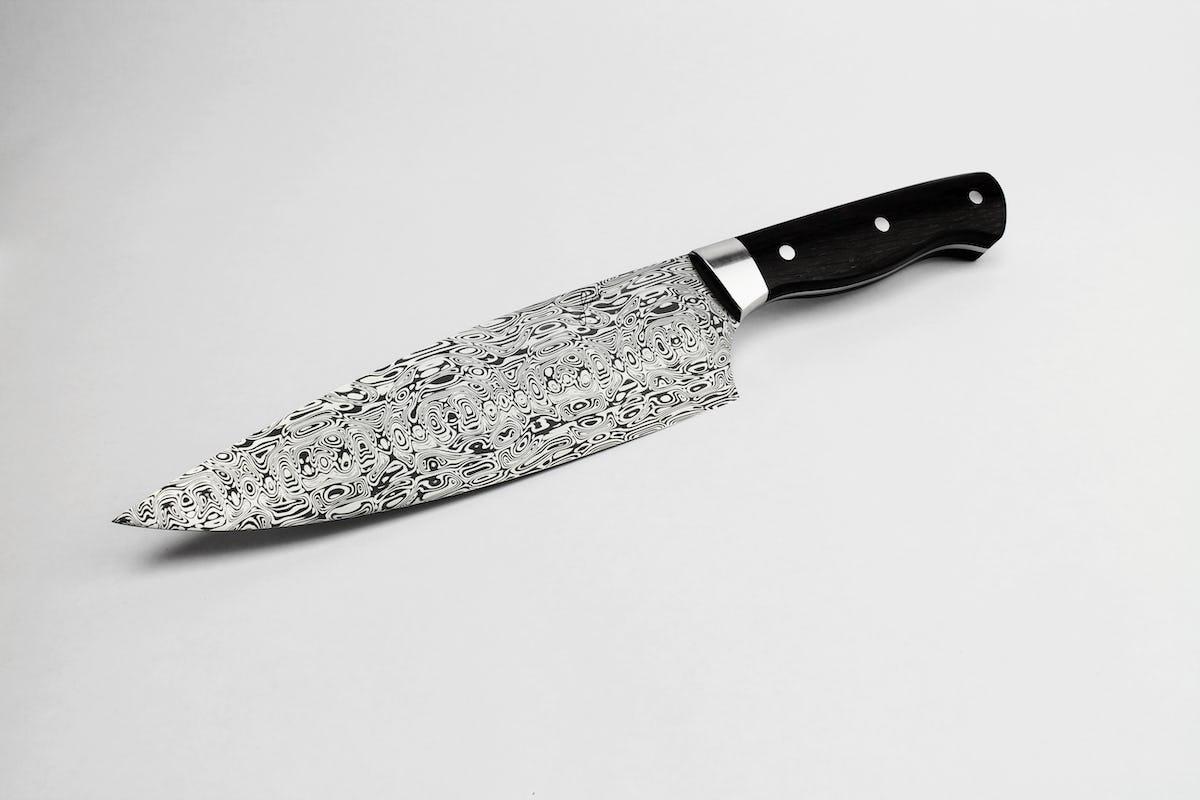 Simon Grill - Küchenchefin Damast