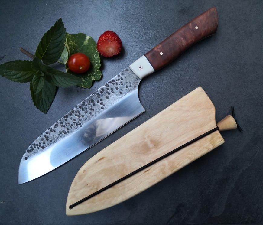 Forchat Knives - Santoku Küchenmesser