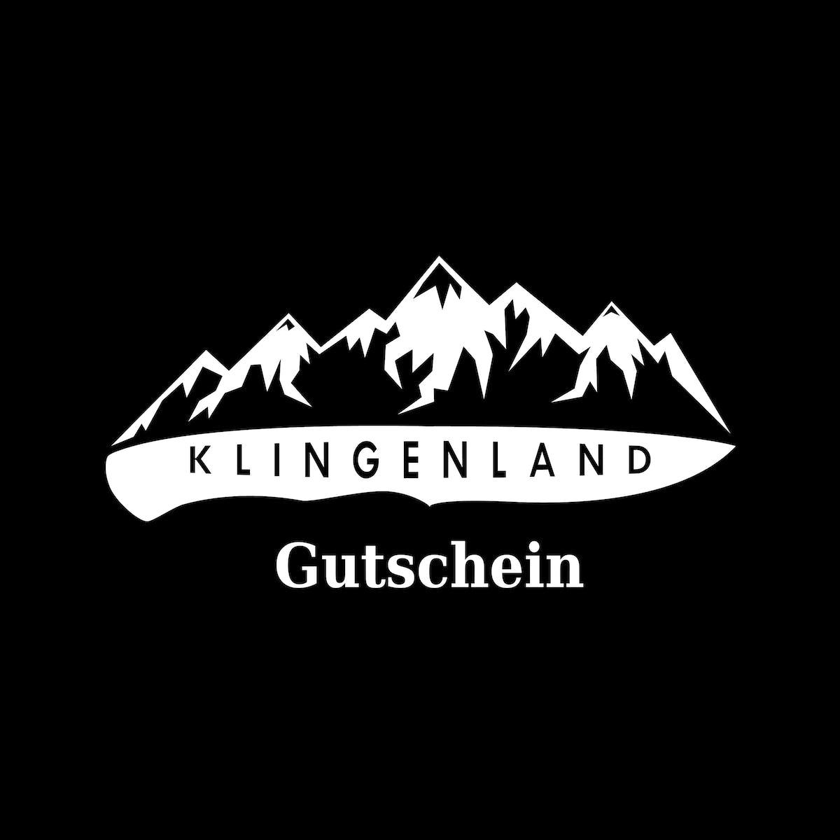Klingenland Gutschein