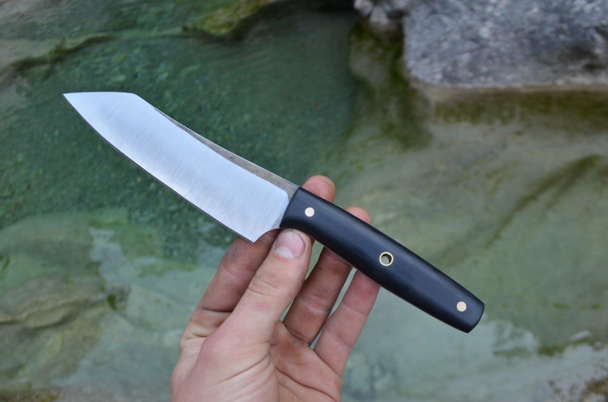 Messerschmiede Fiedler — Küchenmesser Juma Black