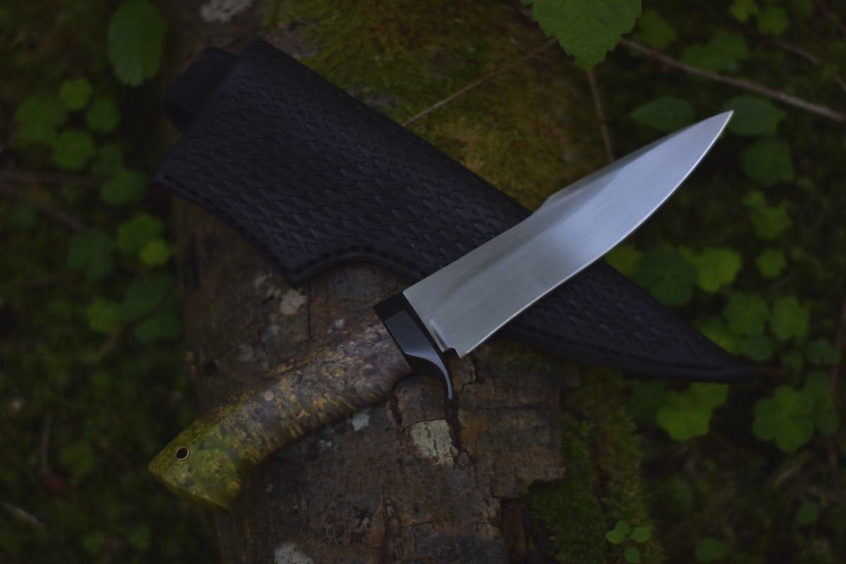 Messerschmiede Fiedler — Jagdmesser HunterX