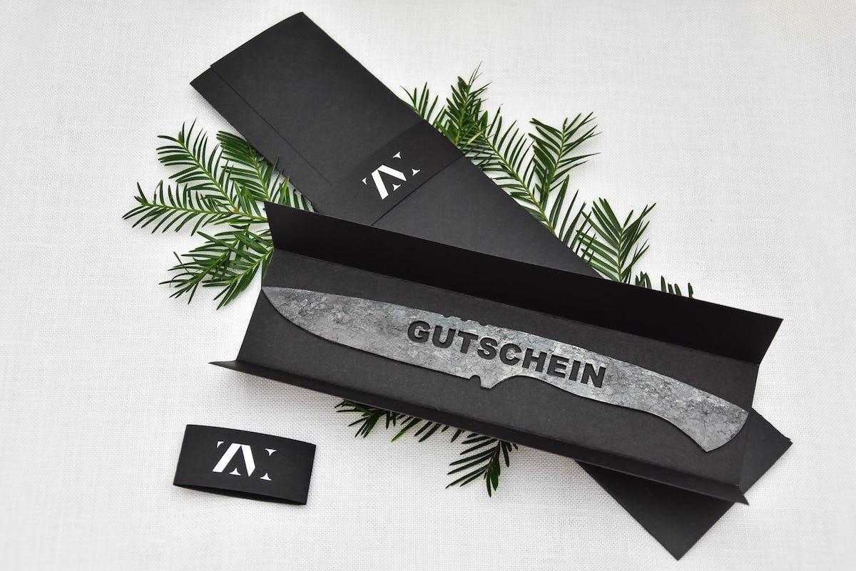 ZM Messer– Michael Ziegelböck - Gutschein Jagd-Outdoormesser