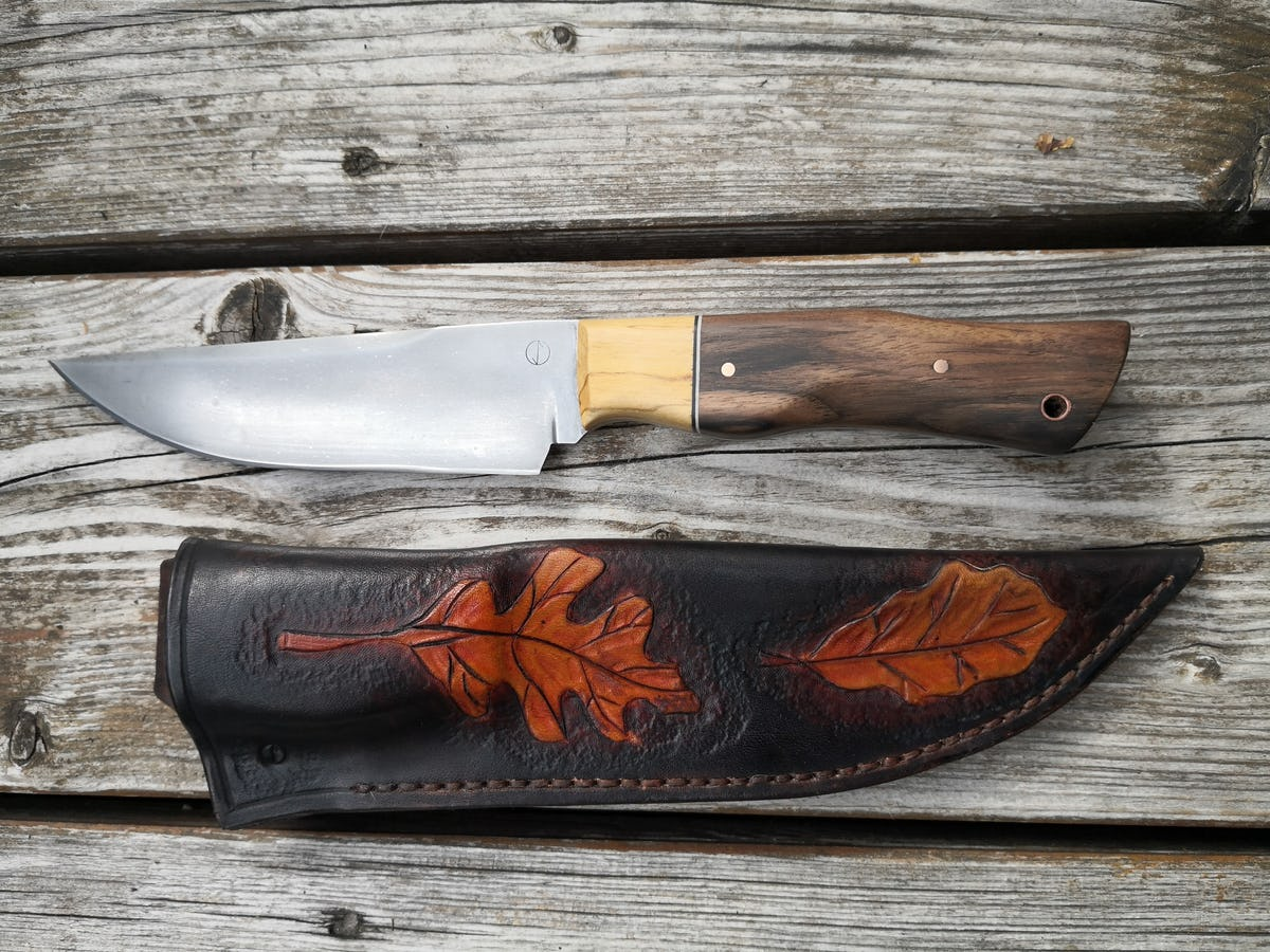 Forchat Knives - El Senior