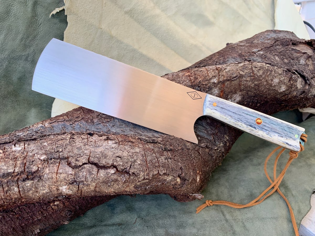 Jeronimo Knives - Beaver Cleaver