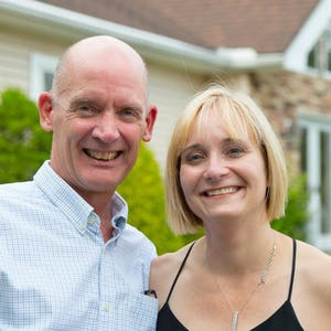 Andrea & Dave Joliet's portrait