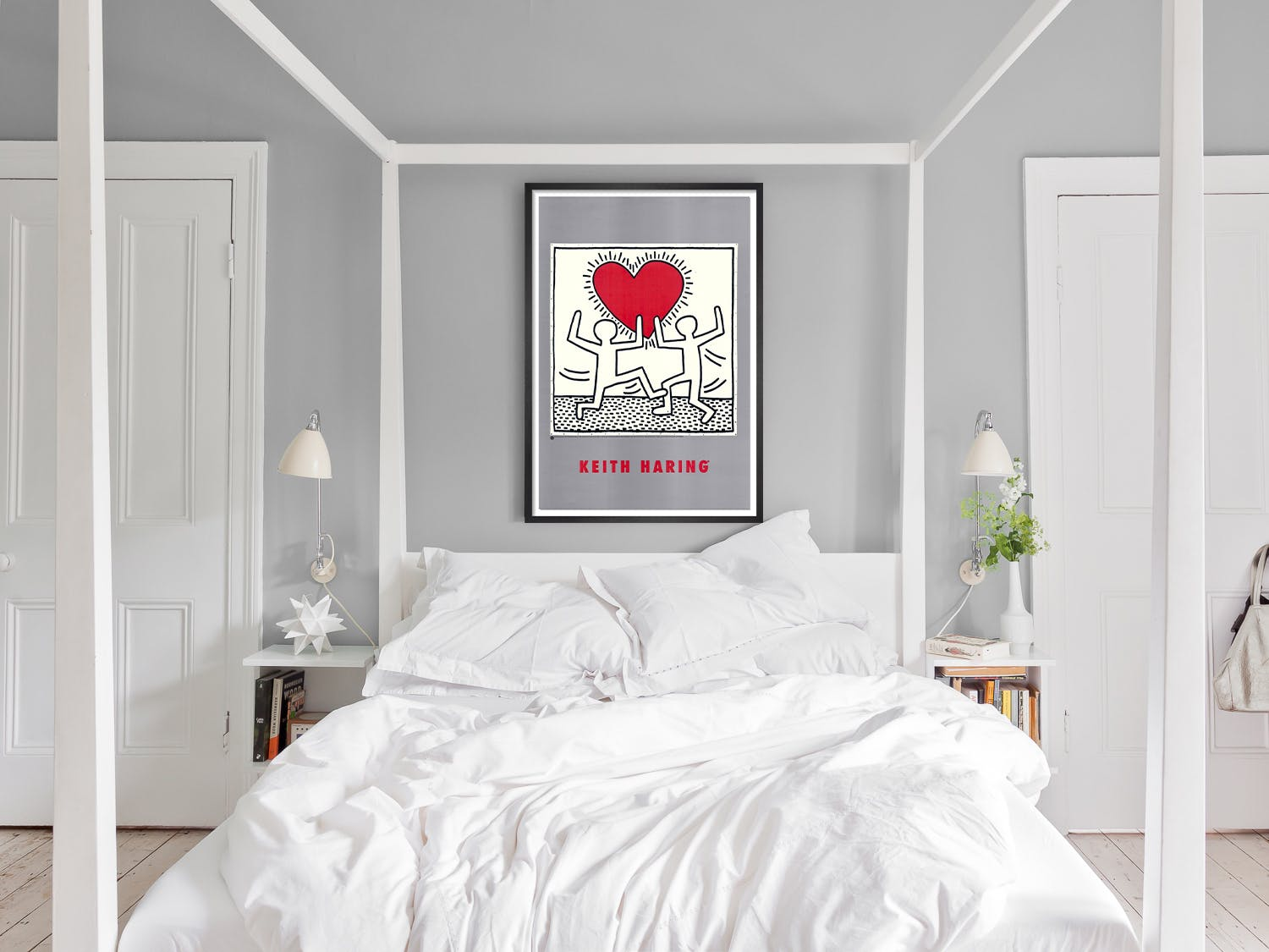 10 Ways To Make Your Bedroom Romantic With Art King Mcgaw