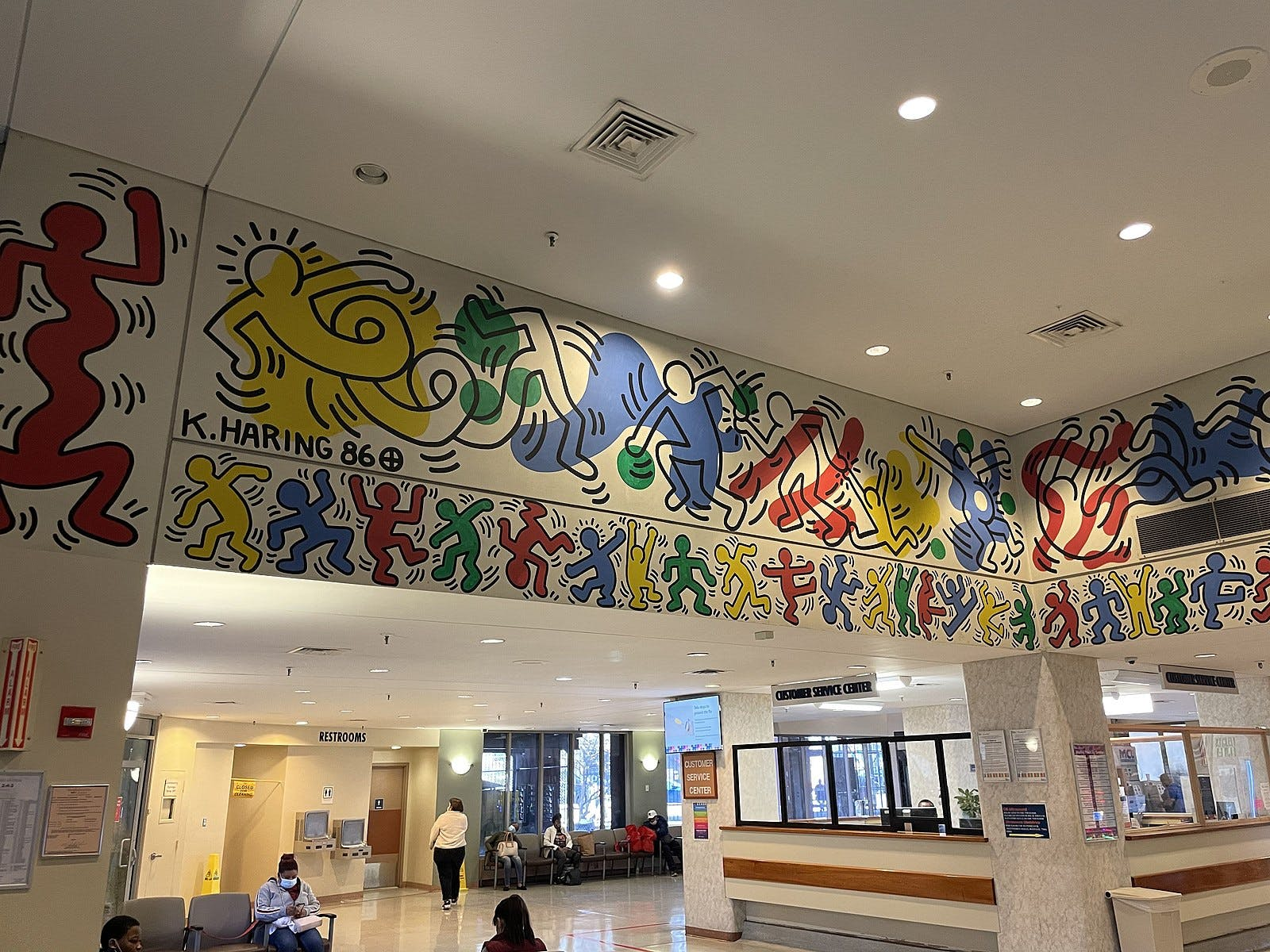 Woodhull Hospital, Brooklyn New York, Creative Commons