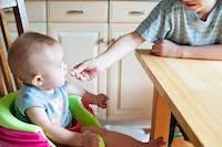 Matintroduktion för små barn
