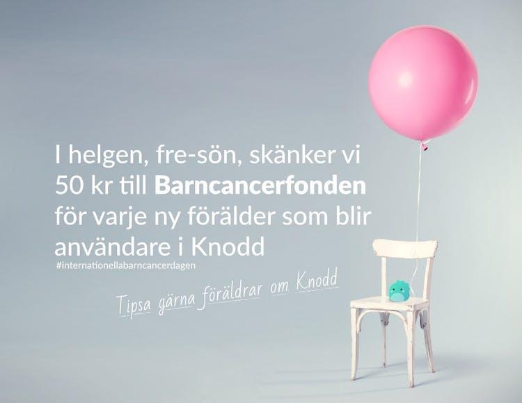 bild på stol och rosa balong