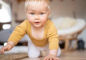 Bebis som kryper