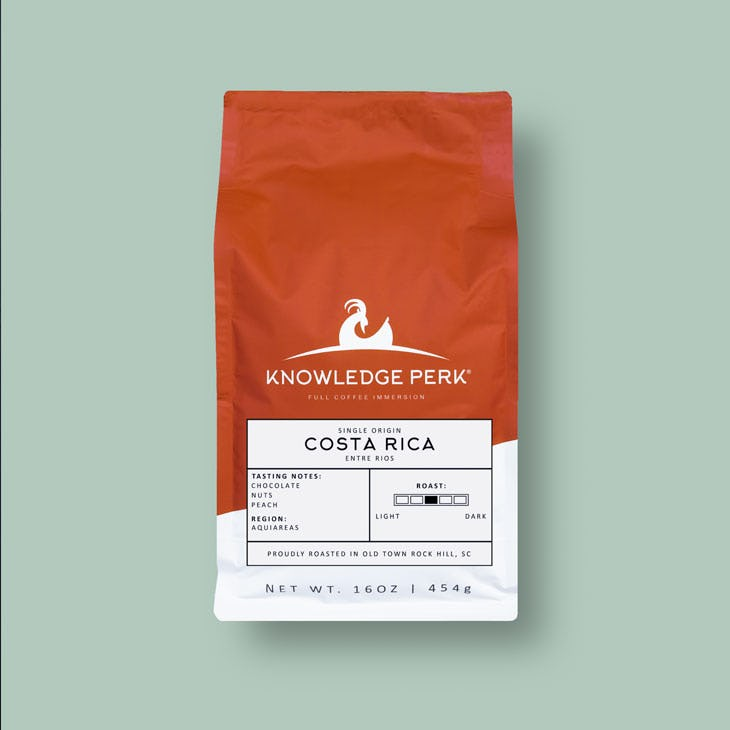 single-origin costa rica coffee