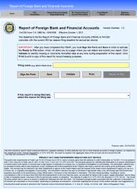 Tax FBAR