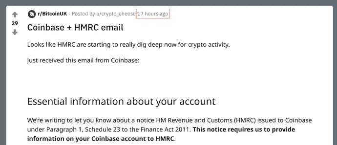 Coinbase reddit