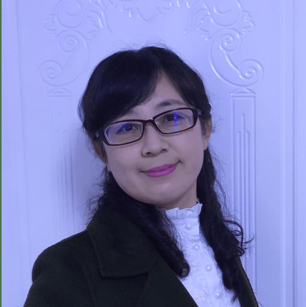 Li Caixia 李彩霞, Ph.D.
