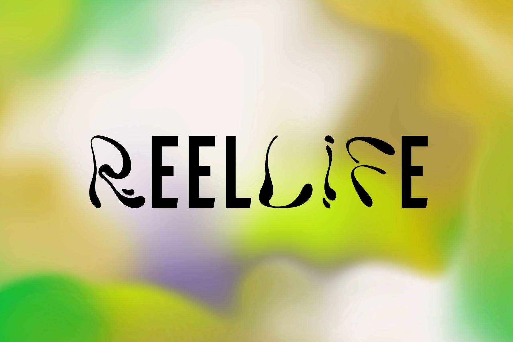 Reelife logo