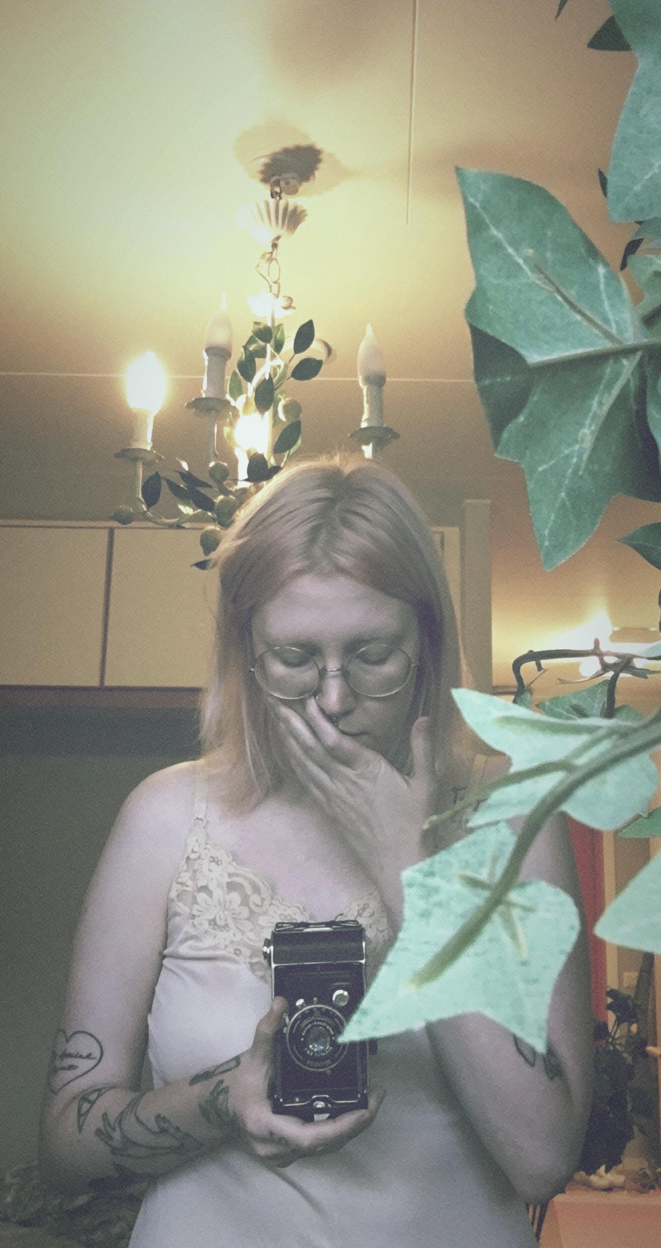 Jaana Sundström.. Photo: Konstnären