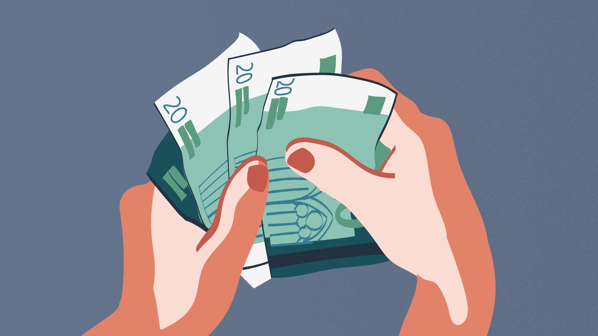 Das Geld wird knapp, ist ein Kredit für Selbständige die Lösung?
