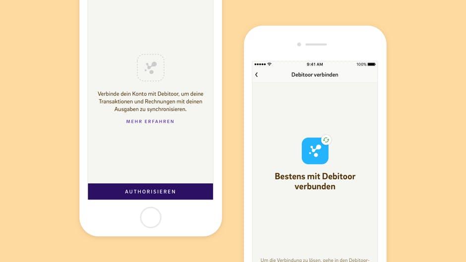 Zusammenarbeit von Kontist und Debitoor