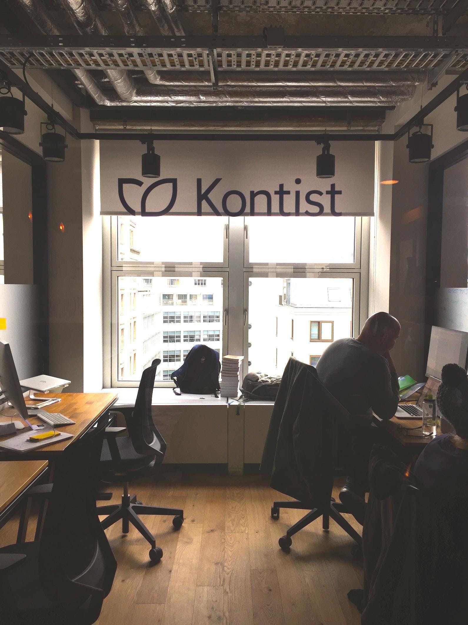 Kontist Mindspace office