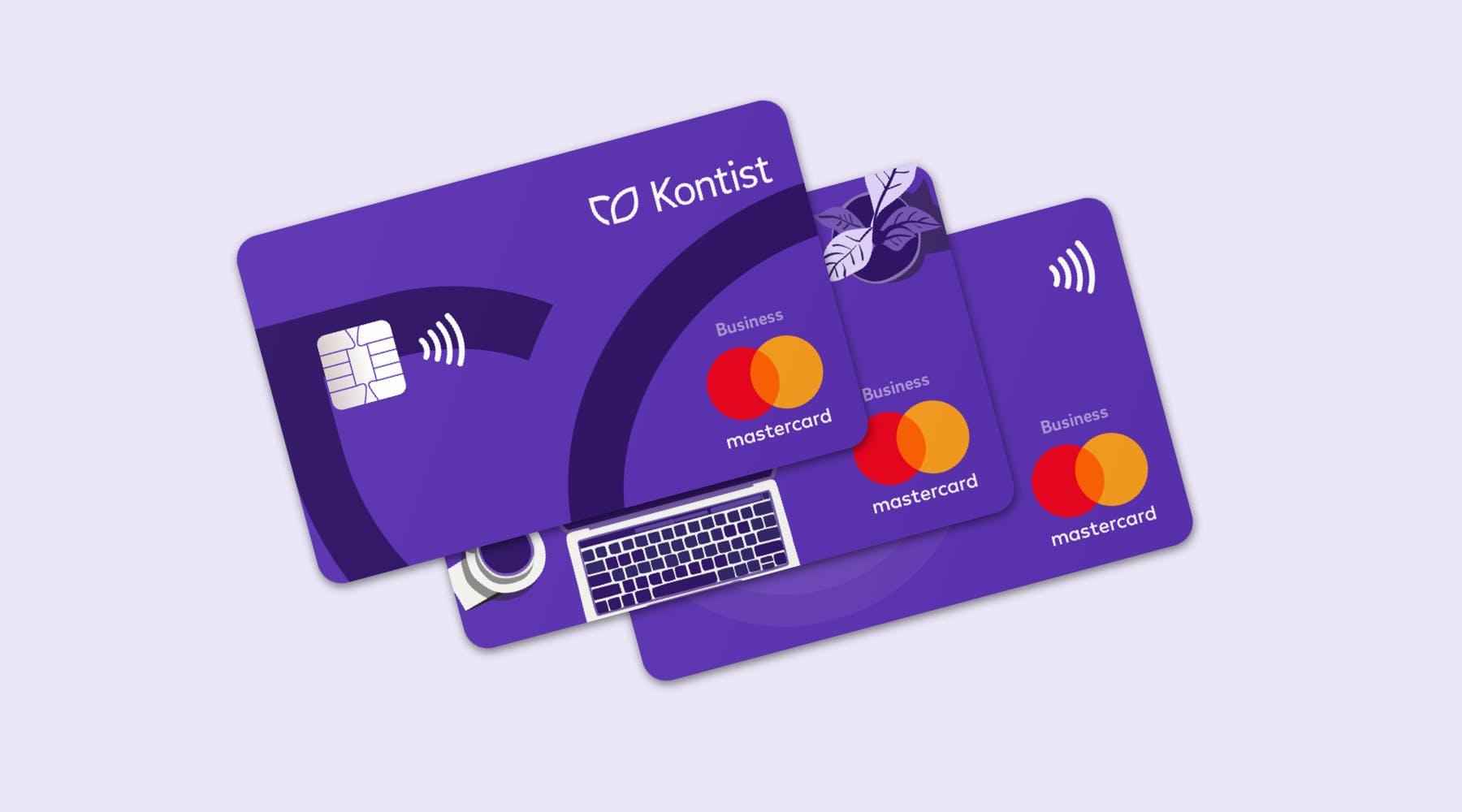 kontist-mastercard