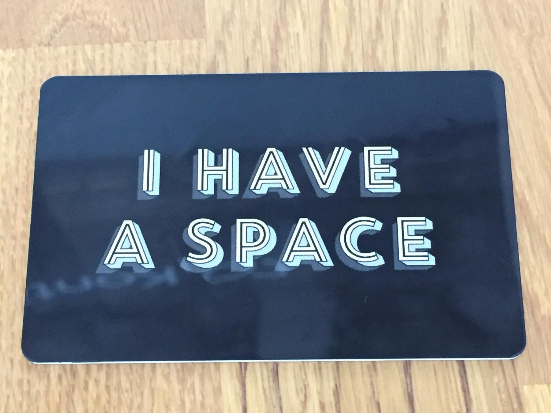 Mindspace Card