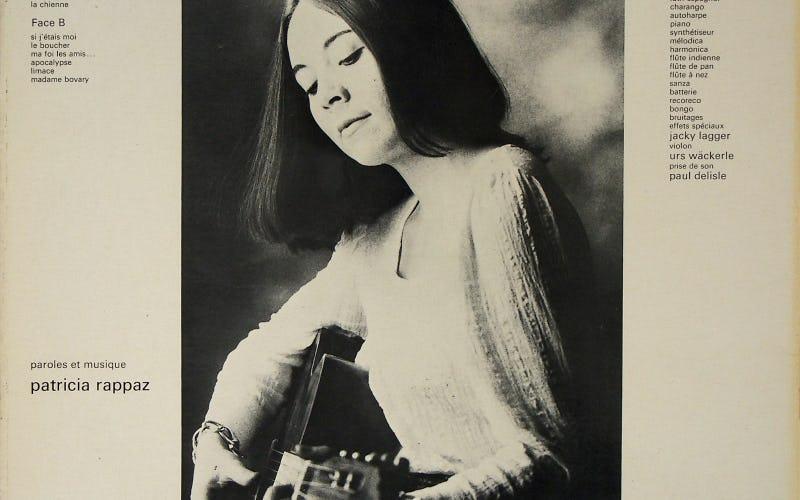 Patricia Rappaz-Morand