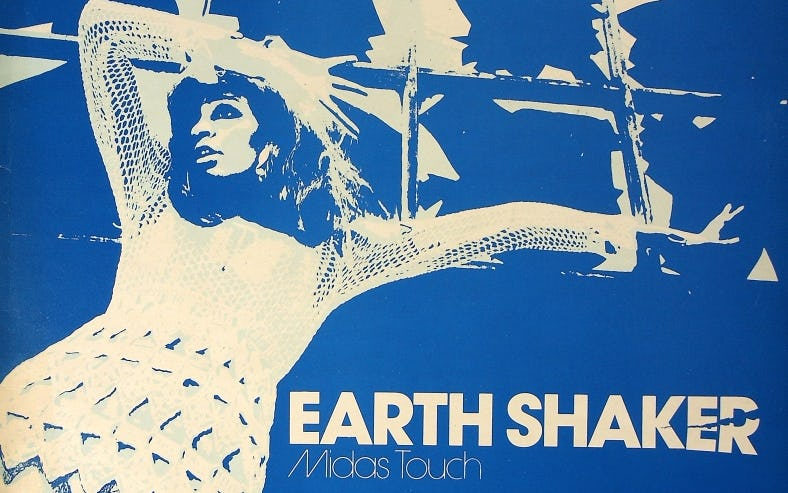 Midas Touch / Earth Shaker