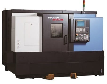 CNC soustruh DOOSAN LYNX220 LYC