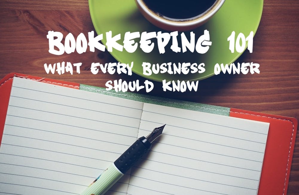 The Beginners Guide to Bookkeeping image