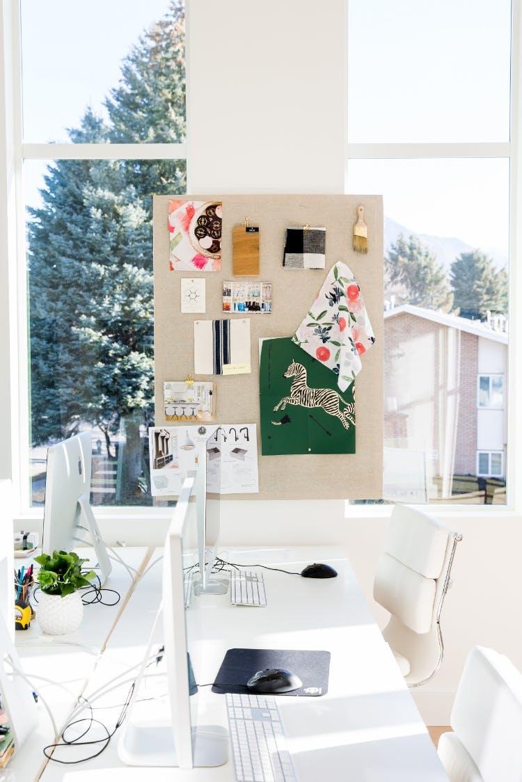 Interior photo of Studio McGee