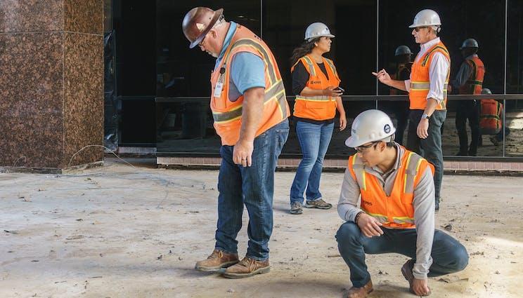 KPRS construction crew on a job