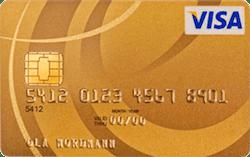 Sparebanken Vest Visa Gull