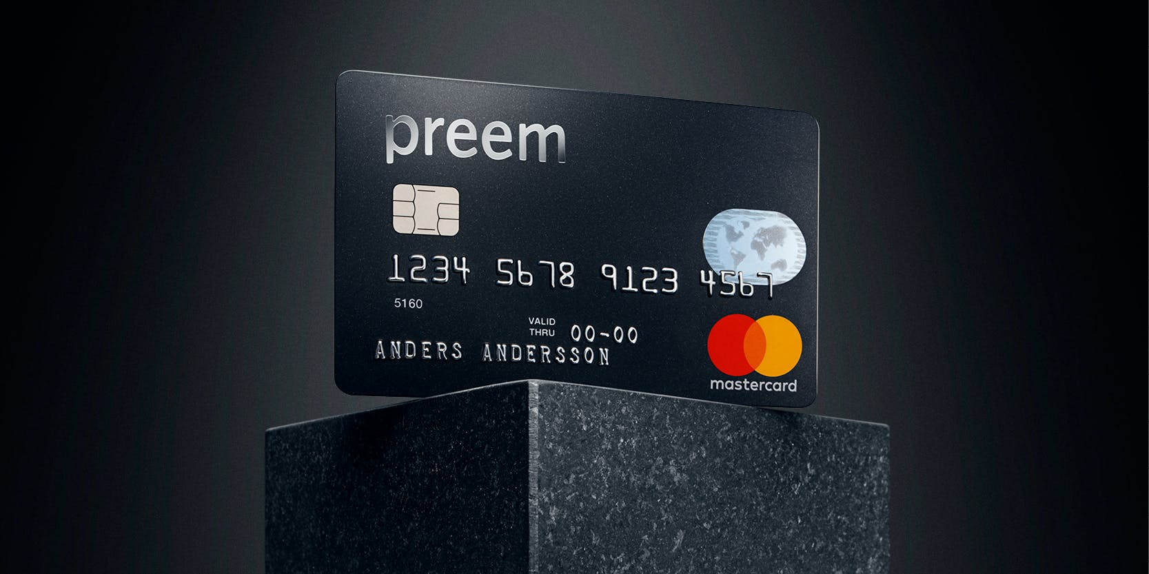 Preem Mastercard kreditkortet