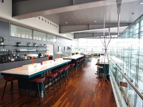 Arlanda lounge