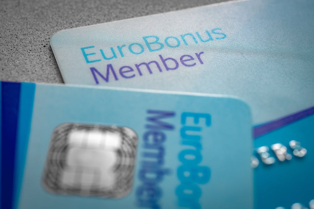 Eurobonus-kort
