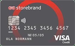 Storebrand Kredittkort
