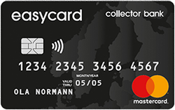 Collector Bank Easycard