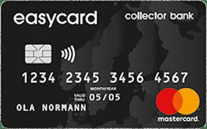 Collector Bank Easycard